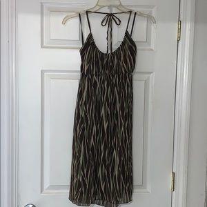 BCX Halter Dress.
